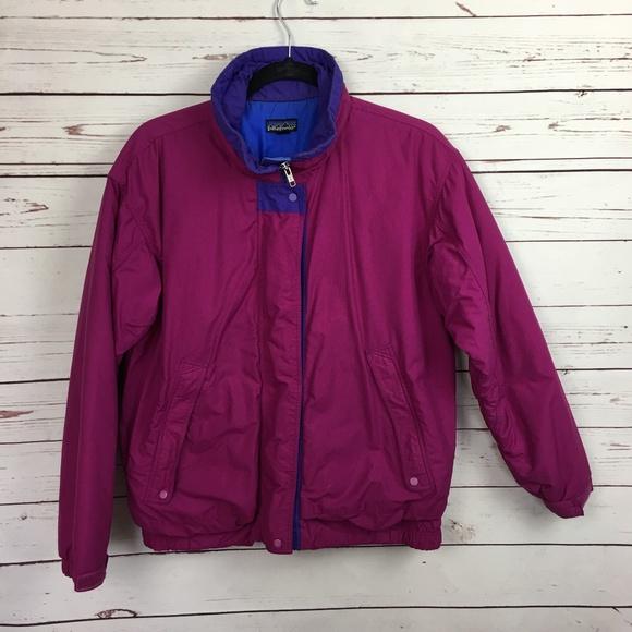 Vintage Patagonia Pink Winter Ski Jacket 8. M 5a90c2eb45b30c07374ac9b6 b637e32e0